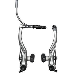 Shimano Alivio BR-T4000 Fälgbromsar Bak V-Broms silver